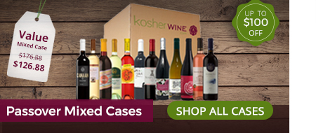 Passover Mixed Cases