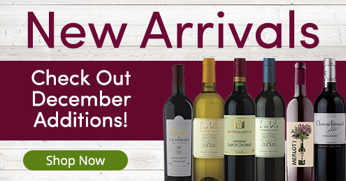 Shop Our New Arrivals at Kosherwine.com!