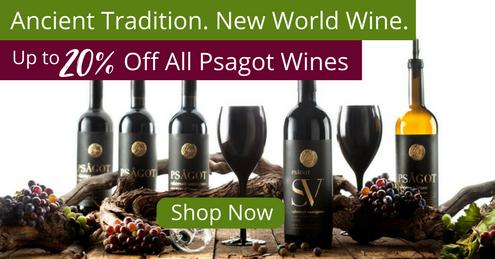 Shop Psagot Wines at Kosherwine.com!