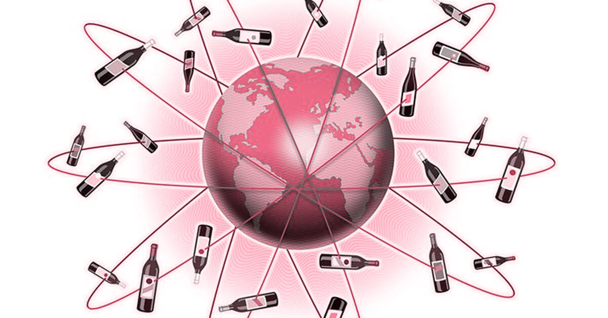 Find kosher wine makers from all over the world